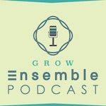 """Grow Ensemble Podcast: """"Solving a Global Crisis: Reuniting Displaced Families Worldwide using Donated Airline Miles with Andy Freedman, Co-Founder of Miles4Migrants"""""""